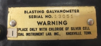 Galvanometer Spinlab
