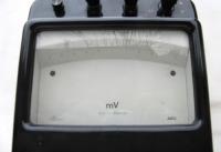 Lichtmarken mV-Meter