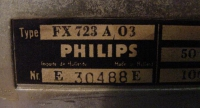 Philips FX723A