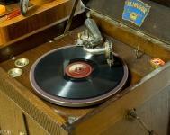 Grammophon Klingsor