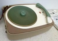 Philips Plattenspieler NG1345
