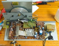 Grundig Heinzelmann Retroradio Teil2 Optische Aufbereitung