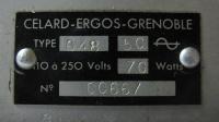 Celard Ergos 648
