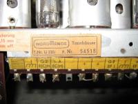 Nordmende Tannhäuser U330