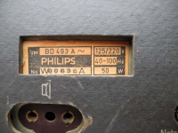 Philips BD493A