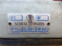 Soral Miracle T87