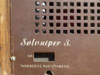 Tandberg Solvsuper 3