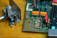 Biennophone Minitel 43-NB UKW-Umbau